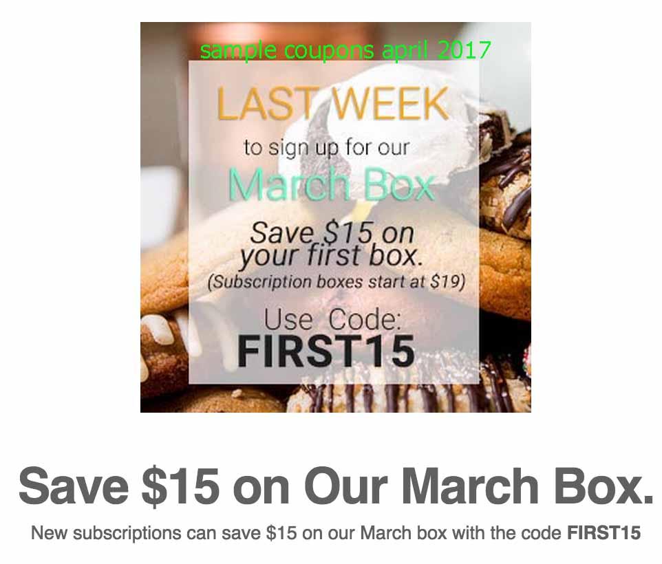 Glad coupons april 2019