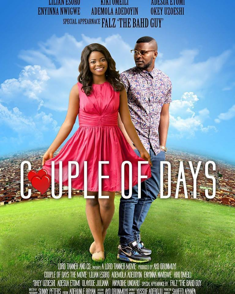 couple of days nollywood movie ibadan