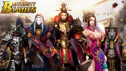 Dynasty Blades: Warriors MMO v2.7.1 Mod Apk  Game terbaik 2017