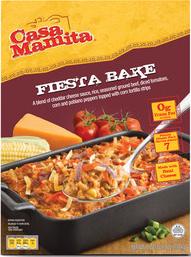Stock image of Casa Mamita Fiesta Bake, from Aldi