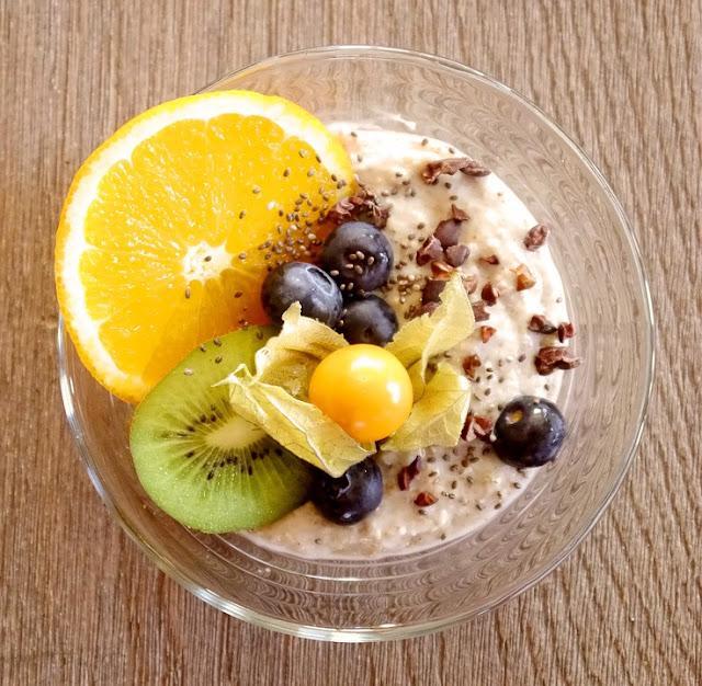 Beberapa manfaat oatmeal untuk diet dan kesehatan