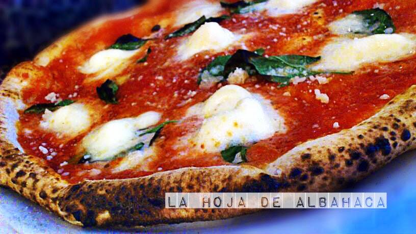 Luna Rossa Madrid, Pizzeria, Trattoria, Restaurantes Italianos Madrid, pizza Dop