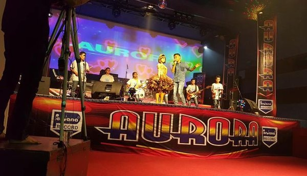 Lirik Lagu terbaru Om Aurora Gerry feat Tasya Pengantin Baru