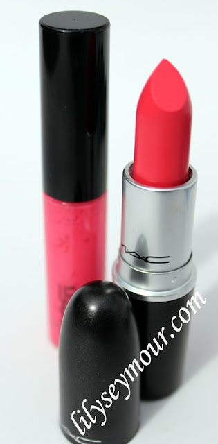 Mac Chenman Force of Love Lipstick / Lipglass