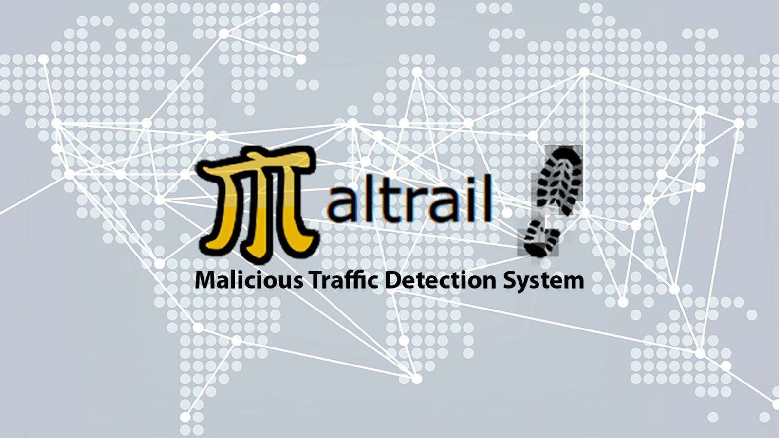 Maltrail - Malicious Traffic Detection System