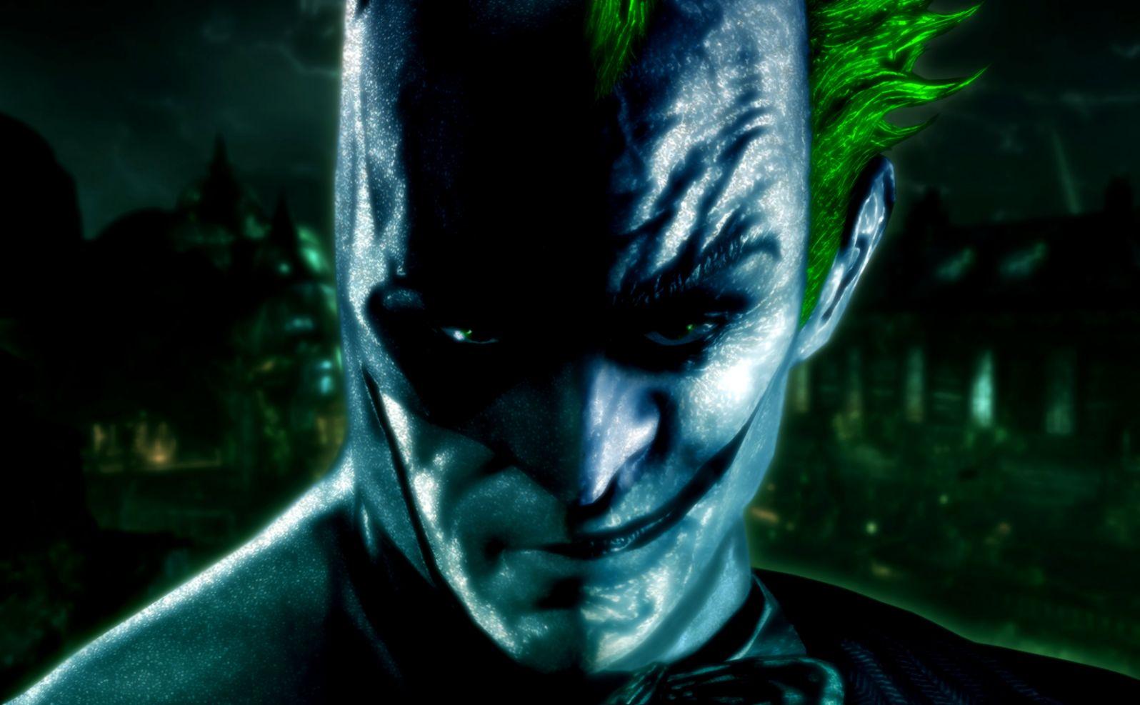 Batman Arkham Origins Vs Joker Hd Video Games Artwork