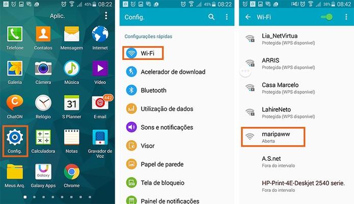 Veja como conseguir senhas de redes WiFi 2