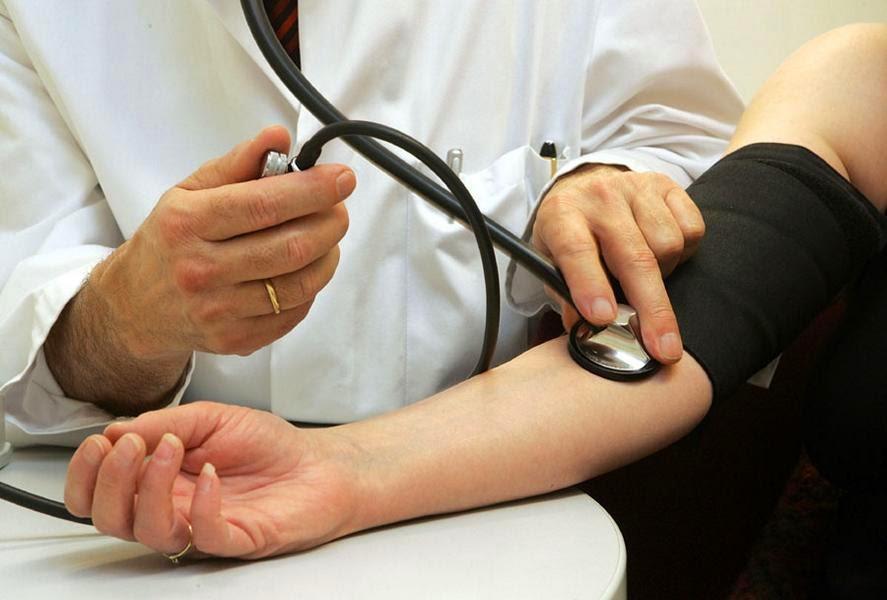 mi történik a magas vérnyomással
