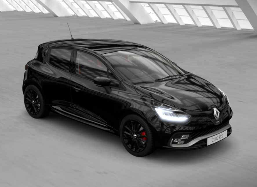 renault clio rs 2018 couleurs colors. Black Bedroom Furniture Sets. Home Design Ideas