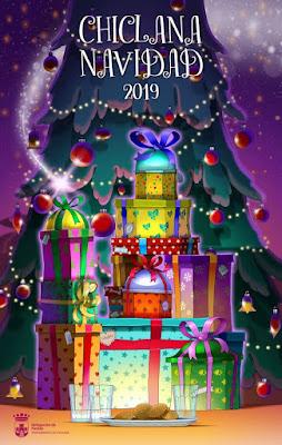 Chiclana - Navidad 2019 - Antonio Vela