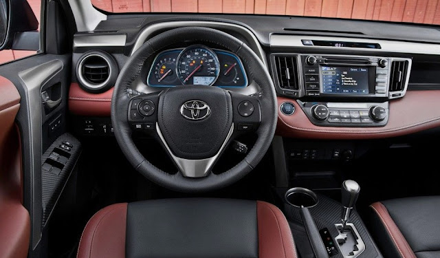 2017 Toyota RAV4 Review UK