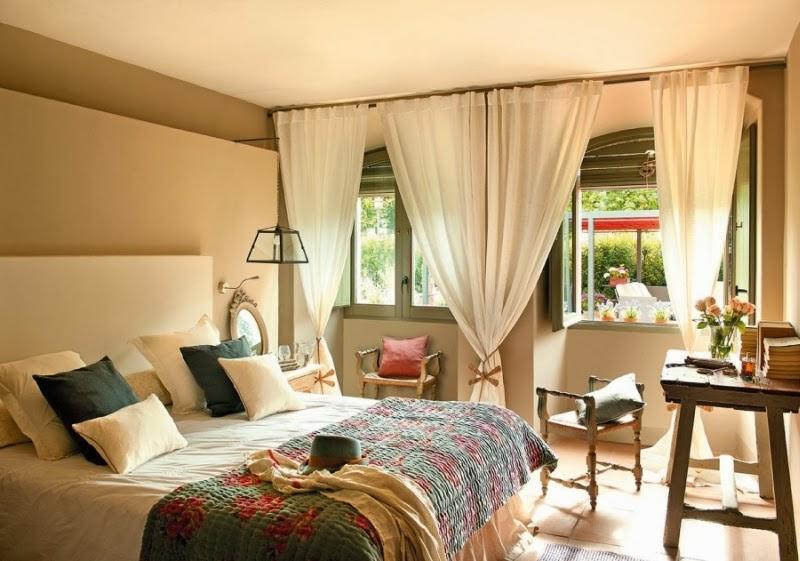 Przytulne mieszkanie w dawnej stajni, wystrój wnętrz, wnętrza, urządzanie domu, dekoracje wnętrz, aranżacja wnętrz, inspiracje wnętrz,interior design , dom i wnętrze, aranżacja mieszkania, modne wnętrza, styl rustykalny, styl klasyczny, stare domy, sypialnia