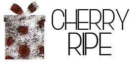 Cherry Ripe Chocolate Bark Recipe - gluten free, easy holiday recipes, food gift ideas, easy handmade gifts, DIY hostess gifts, gourmet homemade chocolates