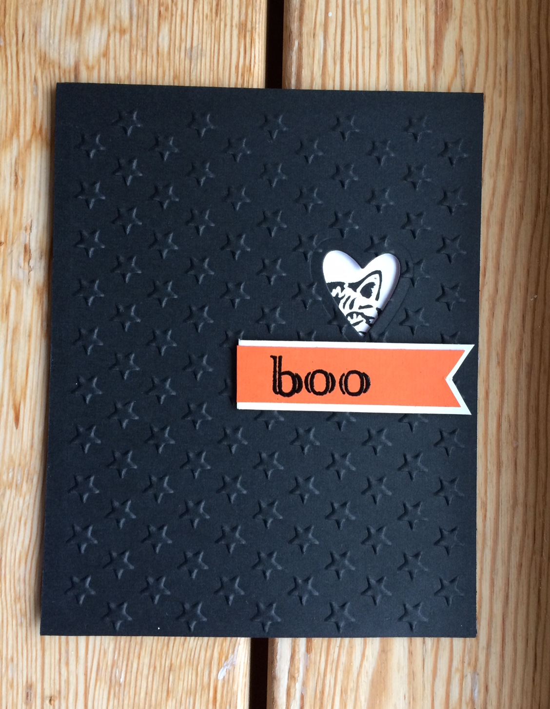 Halloween kitty Boo
