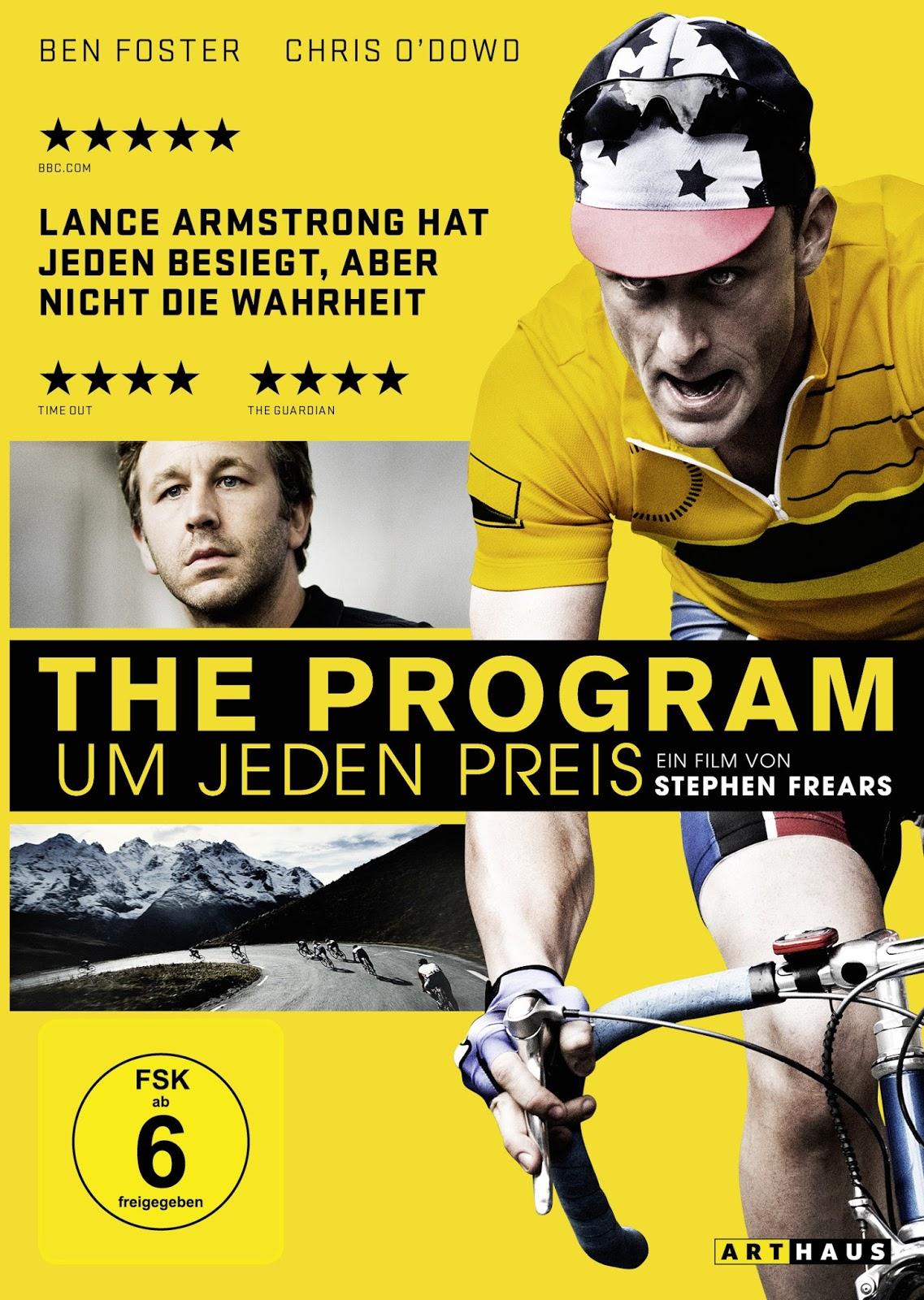 The Program - Um jeden Preis (Filmkritik) | Die Seilerseite.