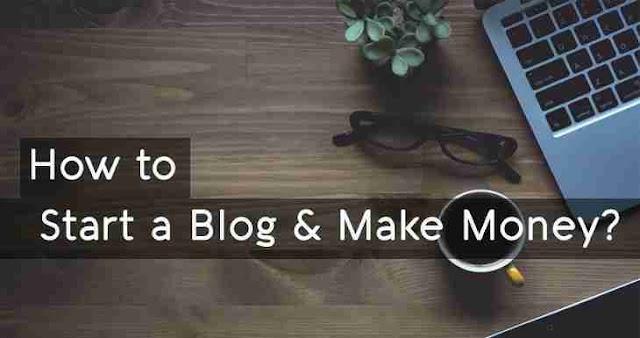 Bagaimana Cara Menghasilkan Uang dari sebuah Blog 2017