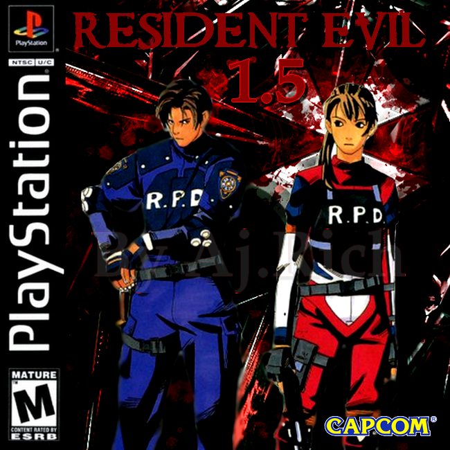 Playstation Tutos Descargas Psx Ps2 Resident Evil 1 5 Popstarter Vcd Mega Ps2