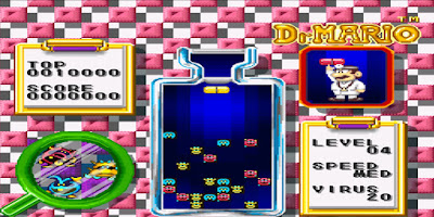 Tetris y el Dr. Mario - Captura 4