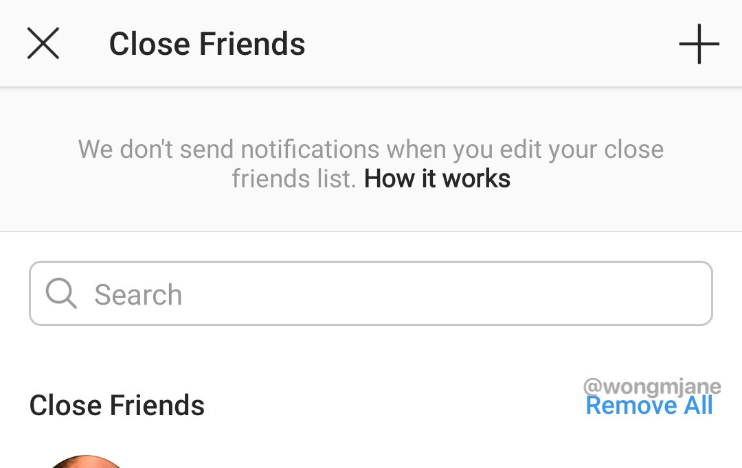"Unfriended: Instagram Is Testing a Feature That'll Enable Users To Remove All Friends From ""Close Friends"" List"