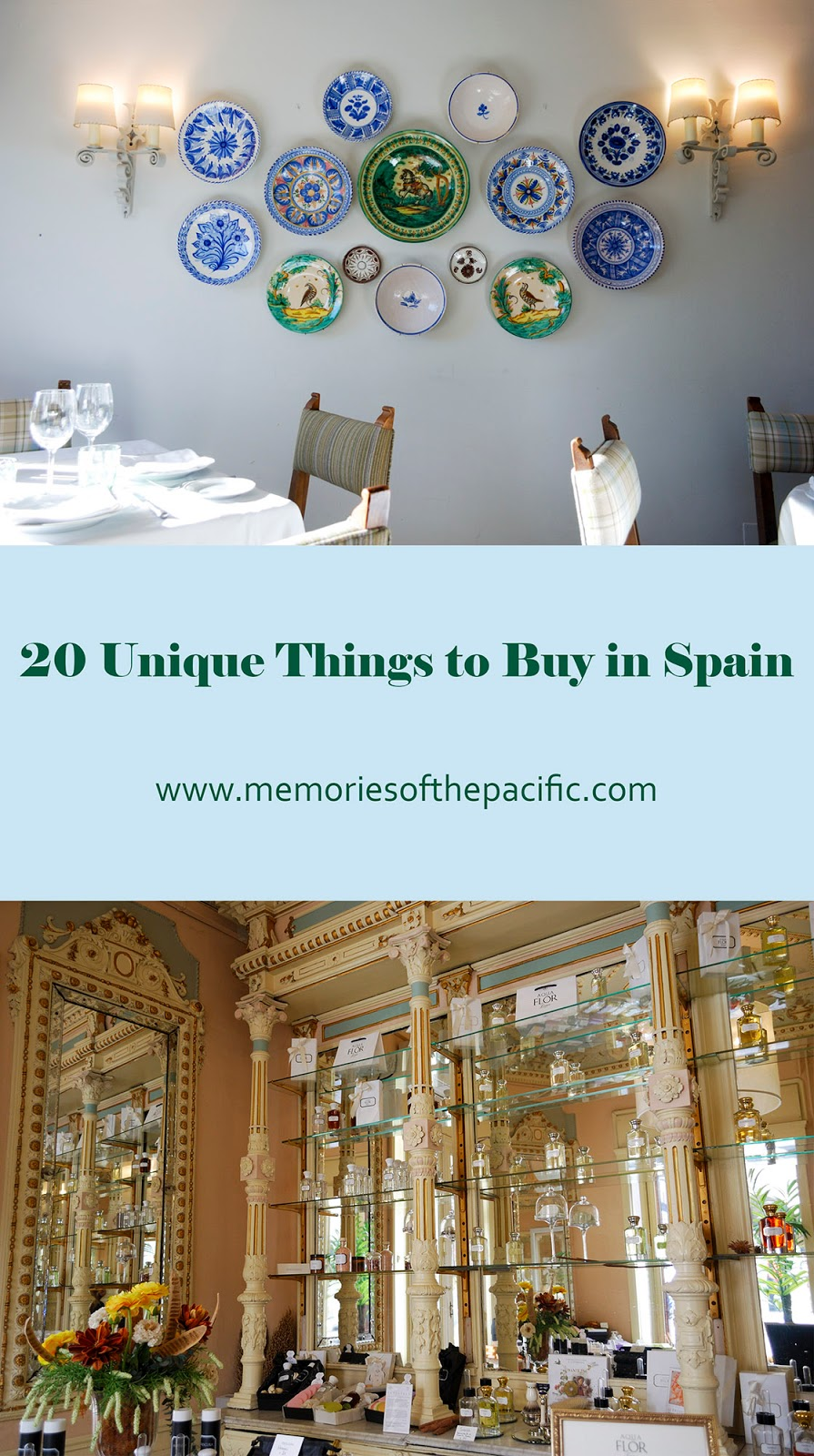 unique things gifts souvenirs buy spain