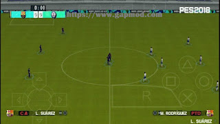 Download PES 2019 Mod JBWPES 2.0 Camera for PPSSPP Android