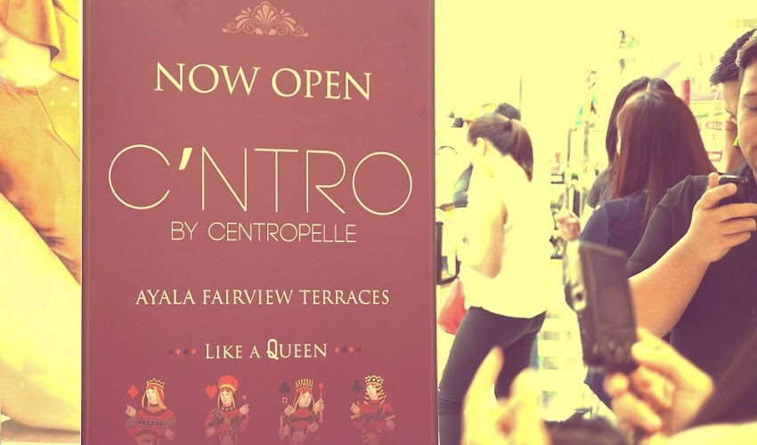 C'NTRO by Centropelle Opens at Ayala Fairview Terraces