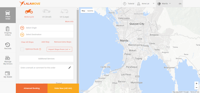 top 10 list of courier in metro manila