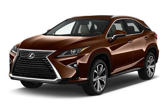 The Best Luxury Hybrid Cars : 2018 Lexus RX 350