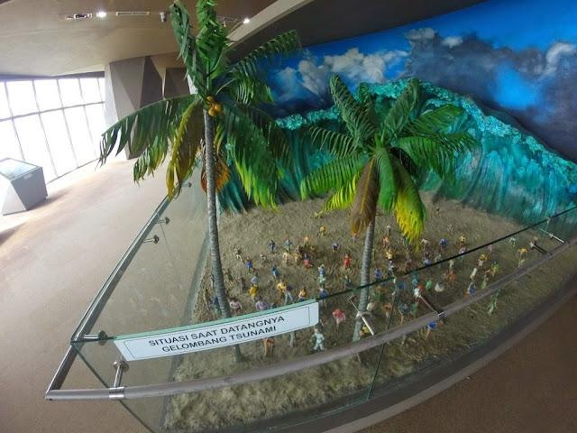 Ilustrasi Tsunami Aceh