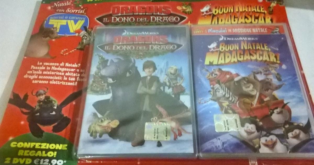 Buon Natale Madagascar.Offerte Dvd In Edicola La Breccola