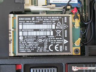 HP lt4112 LTE/HSPA+ Qualcomm® Gobi™ 4G Module New!