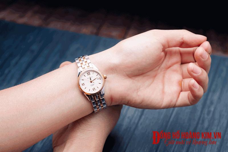 mua đồng hồ nữ đẹp mới về