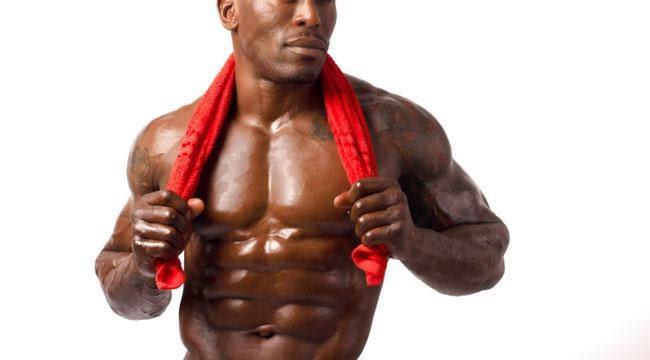 عوامل ظهور عضلات البطن