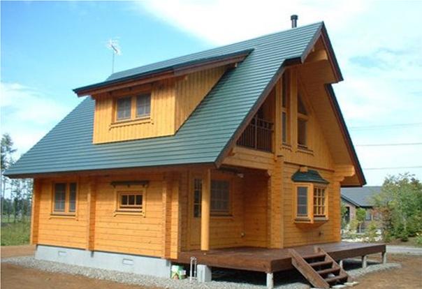 Desain Rumah Sederhana Model Panggung