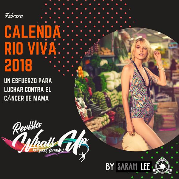 Calendario-Viva-2018- luchar-cáncer- mama