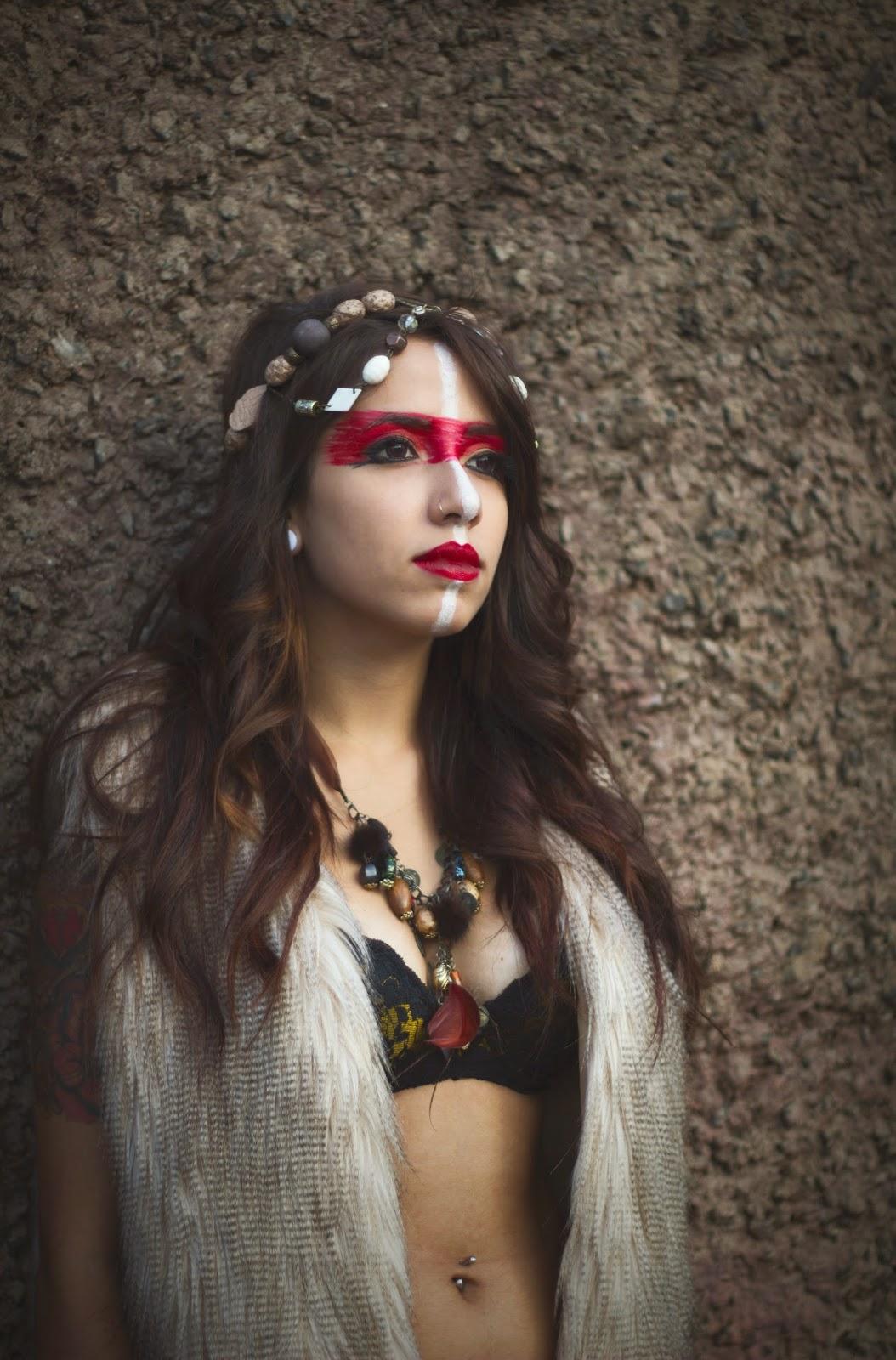 Indigenous soul.