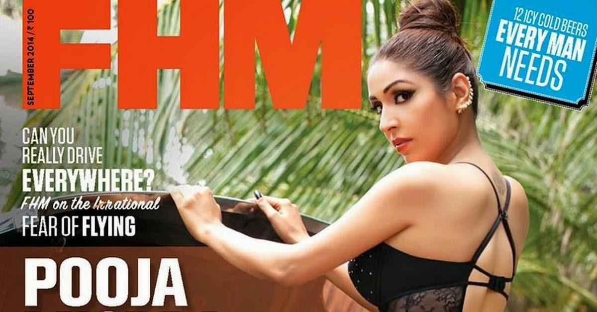 Pooja Misra FHM Bikini Pics