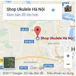 shop ukulele tại hà nội
