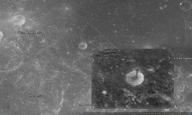 月球隕石坑