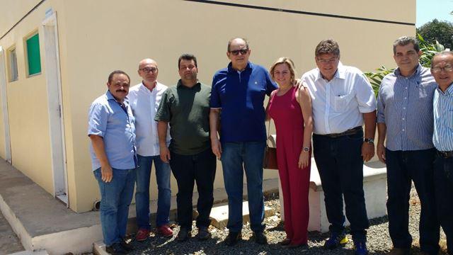Governador Humberto Coutinho destaca papéis estratégicos de Tuntum e São Domingos para o Estado