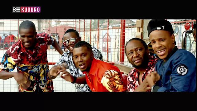 Dr. Smith ft Walter Ananáz e Nicol Ananáz - Tá Dar Medo (Afro Beat)