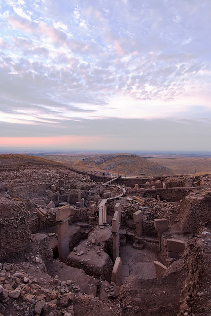 Mysterious death rituals at Göbekli Tepe