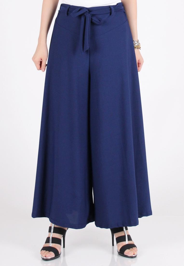 Model Celana Yang Tak Cocok Untuk Wanita Berhijab Alexis Kulot Rok