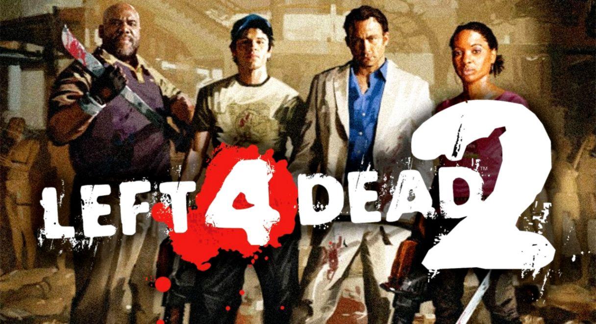 Left 4 Dead 2 Characters Wallpaper Wide | Wallpapers Link
