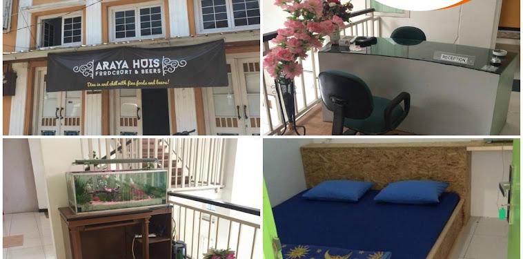 Info Penginapan Murah Dibandung - Araya Huis Homestay #Hotel Bintang 1