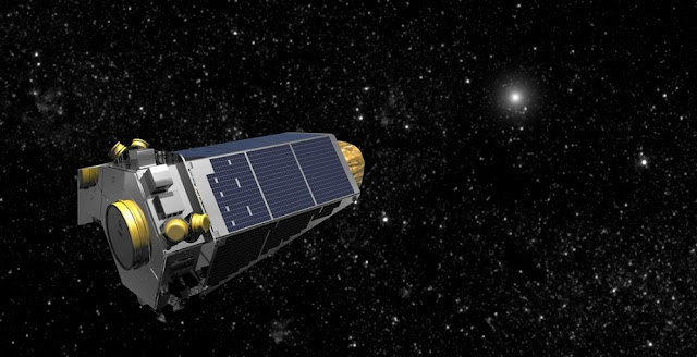 Artist's concept of the Kepler spacecraft. Credit: NASA