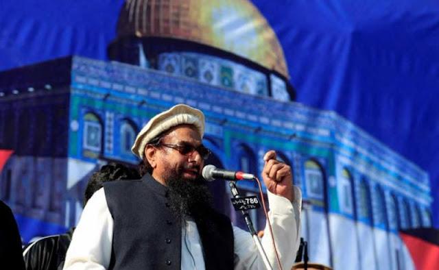 Hafiz Saeed After Pak Crackdown