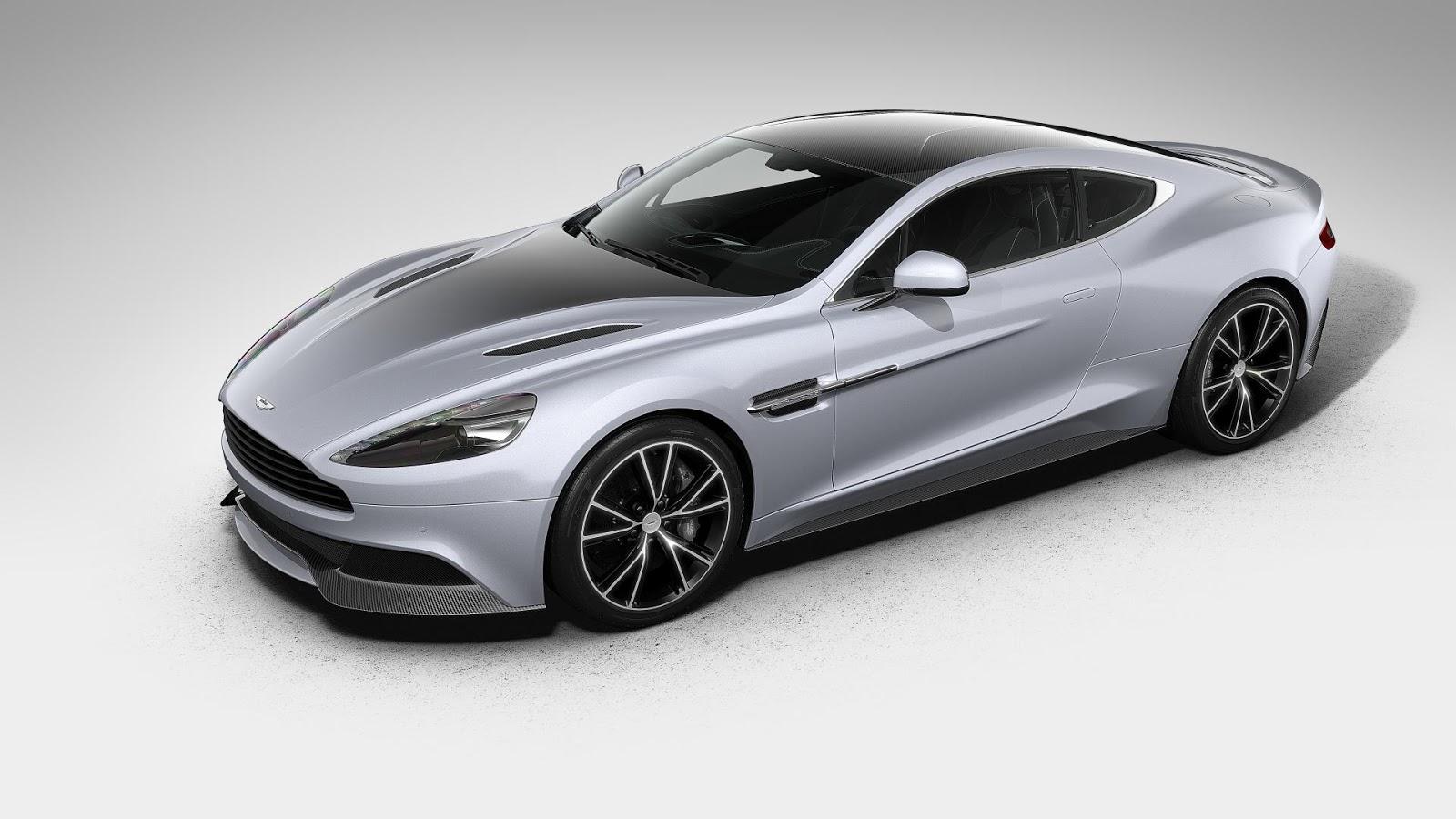 Aston Martin Vanquish Centenary 2013