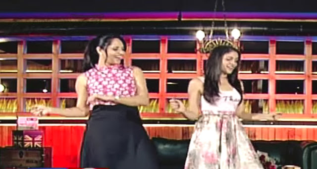 Lavanya tripathi , Anasuya in A date with anasuya show