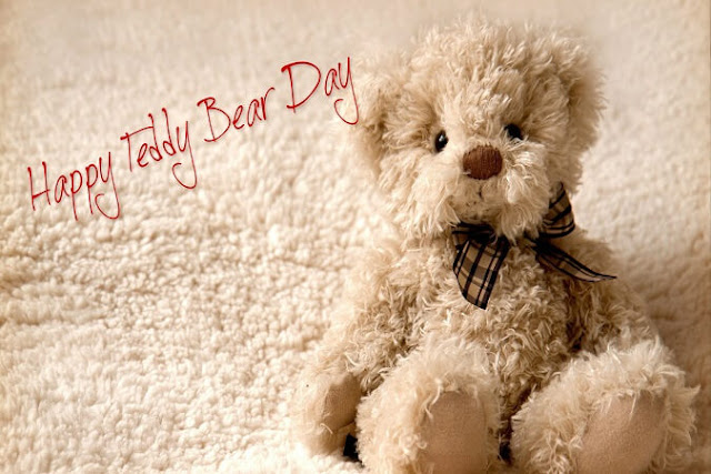 Happy Teddy Bear Day 2017 Images for gf